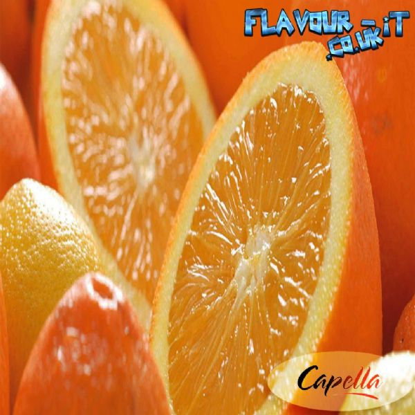 Capella Juicy Orange Flavour Drops